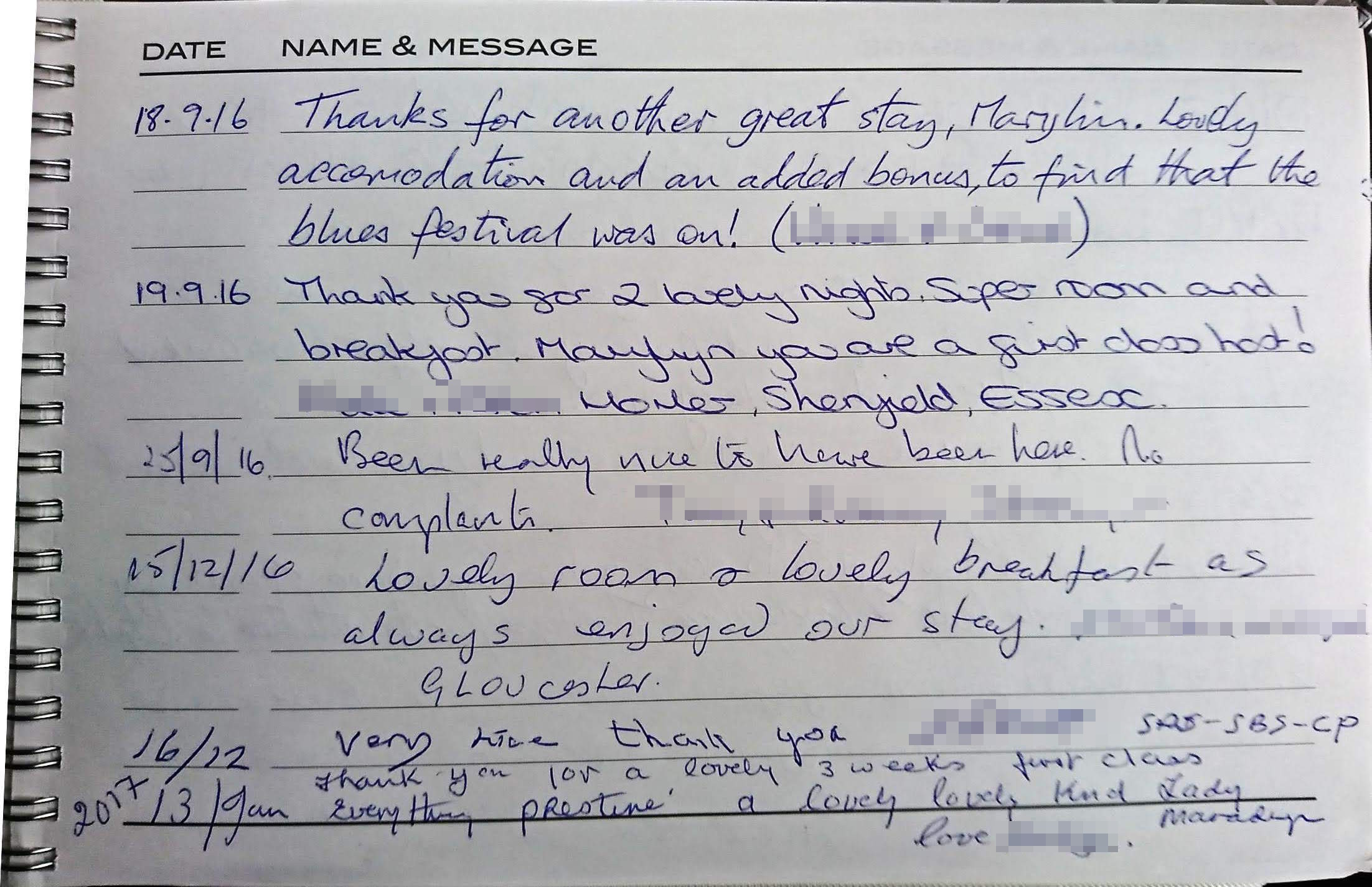 Poole guest house reviews of The Old Townhouse